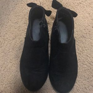 Other - Girl boots black size 12